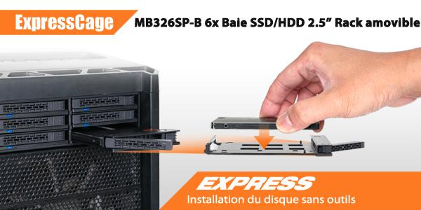 Bannière de présentation du MB326SP-B