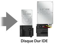 """MB981U3-1SA - 2.5"""" & 3.5"""" IDE Hard Drive Adapter"""