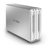 ICYRaid MB662USEB-2S-1 Dual bay 1394b, eSATA & USB RAID Enclosure