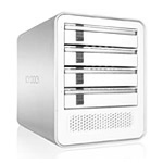 ICYCube MB561U3S-4S 4 Bay USB 3.0 & eSATA External HDD Enclosure