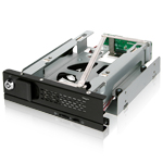 "TurboSwap MB171SP-B Tray-Less 3.5"" SATA Hard Drive Mobile Rack"