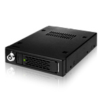 "ToughArmor MB991IK-B Rack Amovible  SAS/SATA 2.5"" En 3.5"""