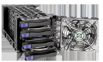 Cooler master masterfan pro ap rgb in ventilateur