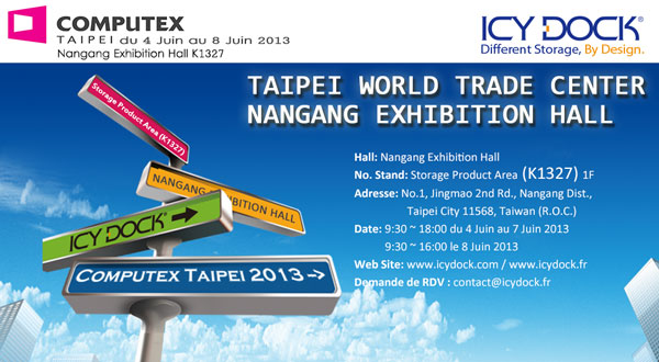Invitation Computex 2013